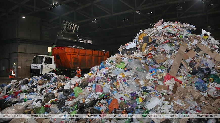 РЕПОРТАЖ: Просто разделяй: как на Брестском мусороперерабатывающем заводе извлекают ВМР