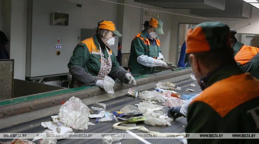 Шесть региональных центров по обращению с отходами создадут в Брестской области